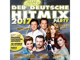 Der deutsche Hitmix Die Party 2017