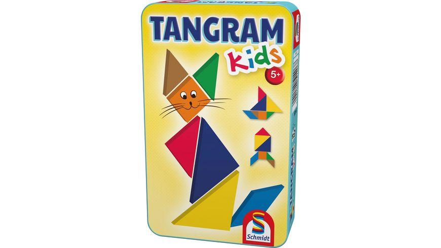 Schmidt Spiele Reisespiele Tangram Kids
