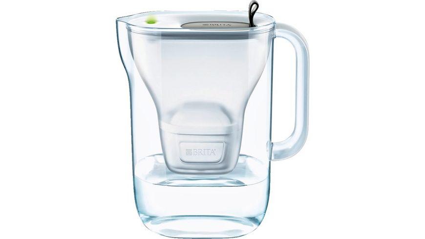 BRITA Wasserfilter fill enjoy grau