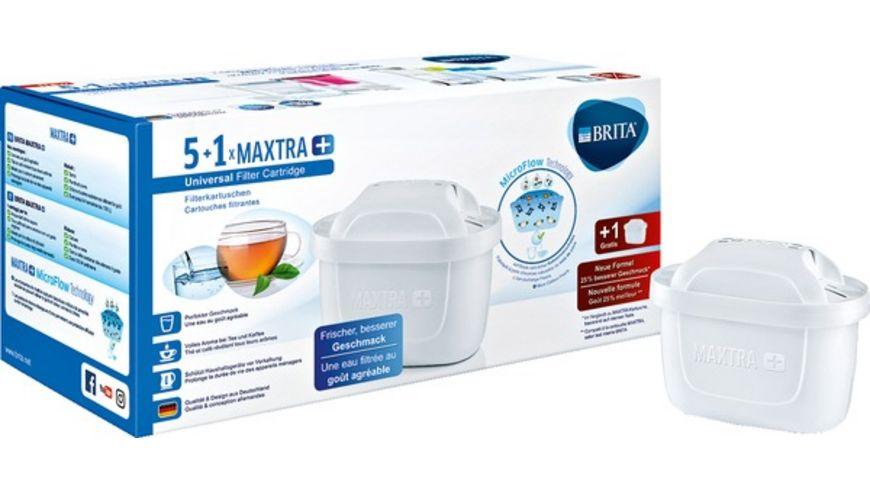 BRITA Filterkartuschen Maxtra Pack 5 1