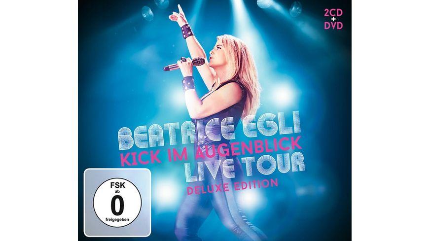 Kick Im Augenblick Live Tour Deluxe Edt