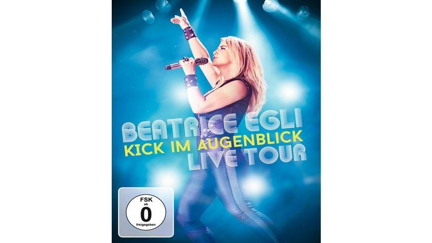 Kick Im Augenblick Live Tour Bluray