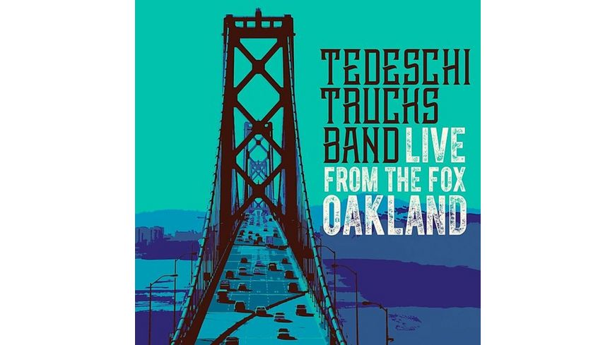 Live From The Fox Oakland Dlx 2CD DVD