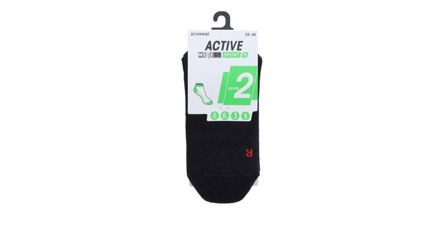 MOVE UP Sport Unisex Sportsocken Sneaker Socken Runner