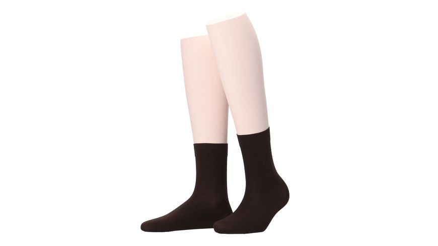 MOVE UP Damen Socken Baumwolle Superfein