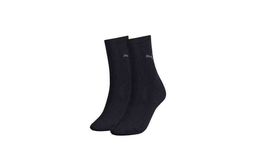 PUMA Damen Socken Classic 2er Pack