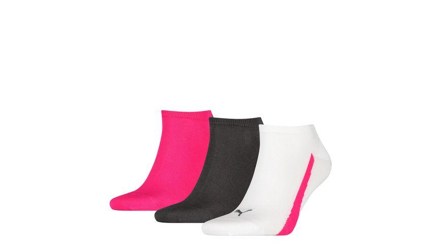 PUMA Sneakersocken Lifestyle Unisex 3er Pack