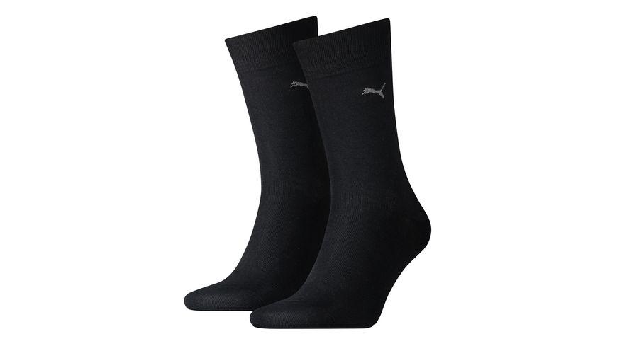 PUMA Herren Socken Classic 2er Pack