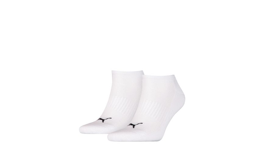 PUMA Sneakersocken Cushioned Unisex 2er Pack