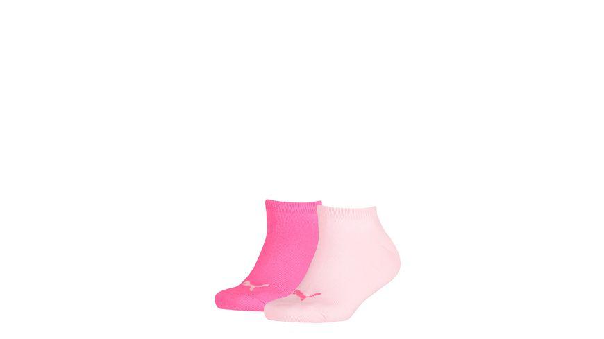 PUMA Kinder Sneakersocken Invisible 2er Pack
