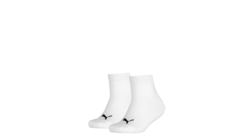 PUMA Kinder Kurzsocken Kids 2er Pack