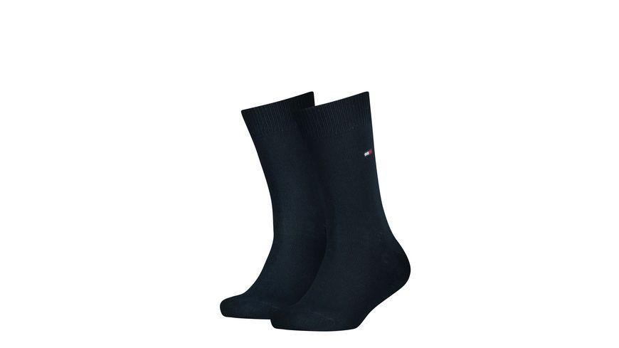 TOMMY HILFIGER Kinder Socken Basic 2er Pack