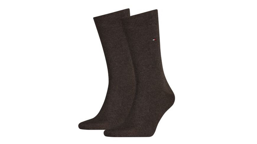 TOMMY HILFIGER Herrensocken Classic 2er Pack