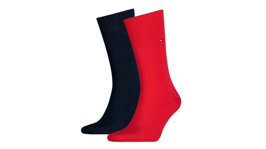 TOMMY HILFIGER Herren Socken Classic 2er Pack