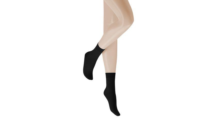 Hudson Damen Socken RELAX LIGHT druckfrei