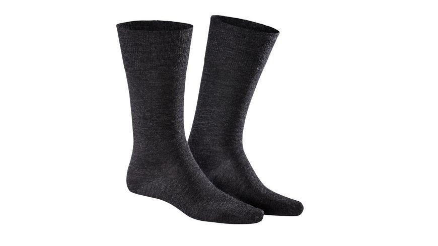 KUNERT Herren Socken Comfort Wool 2er Pack