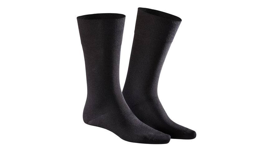 KUNERT Herren Socken Comfort Cotton 2er Pack