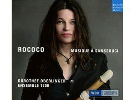 Rococo Musique a Sanssouci