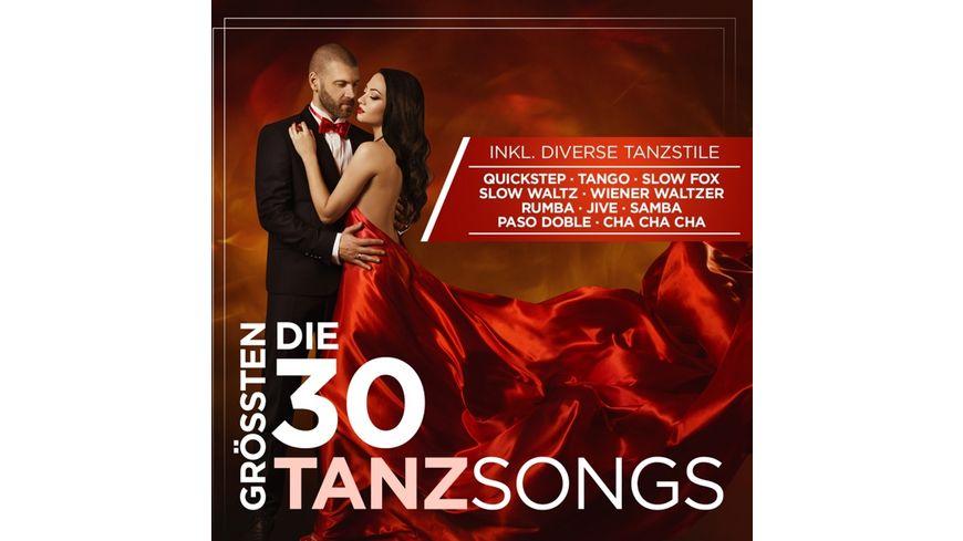 Die 30 groessten Tanzsongs