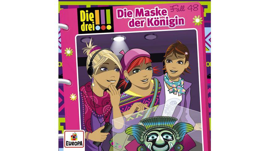 048 Die Maske der Koenigin