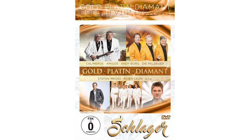 Schlager Gold Platin Dia