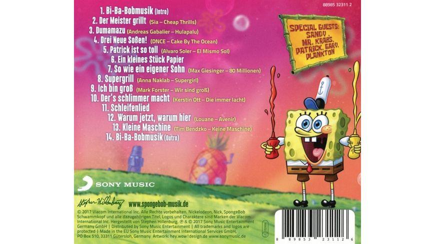 SpongeBob Der Meister grillt