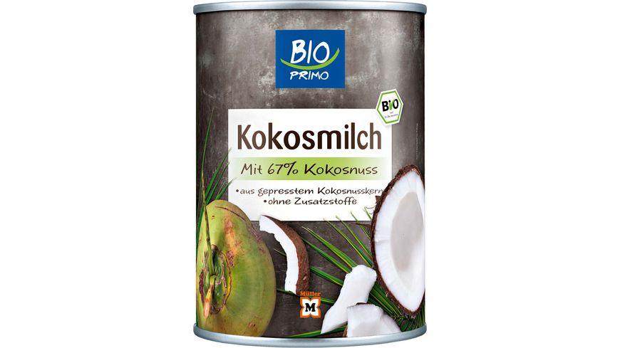 BIO PRIMO Kokosmilch