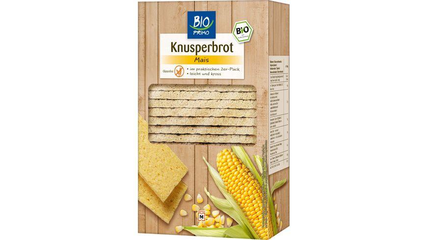 BIO PRIMO Knusperbrot Mais