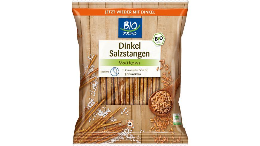 BIO PRIMO Dinkel Salzstangen