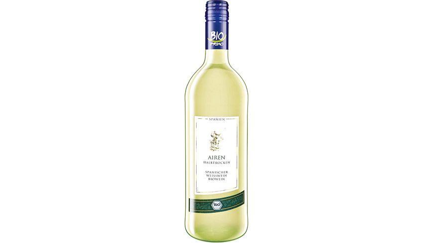 BIO PRIMO Wein Spanien Airen 0 75l