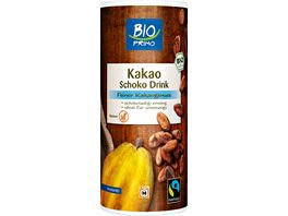 BIO PRIMO Fairtrade Kakao Schoko Drink