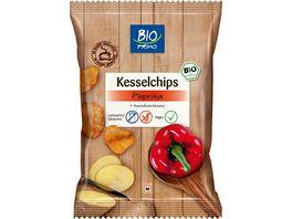 BIO PRIMO Kesselchips Paprika
