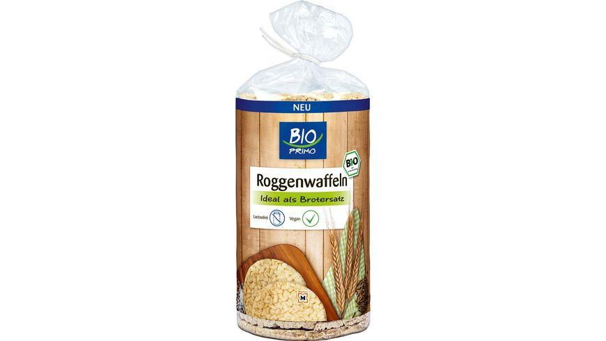 BIO PRIMO Roggenwaffeln