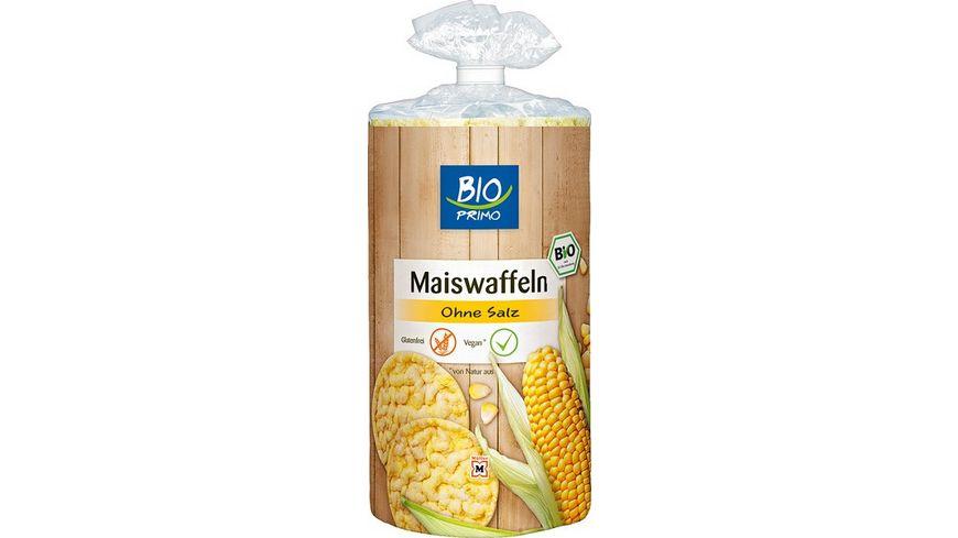 BIO PRIMO Maiswaffeln ohne Salz