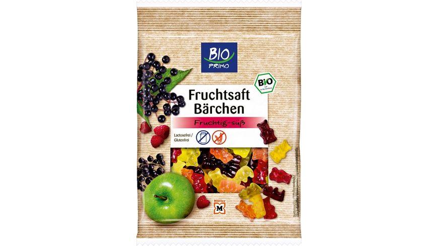 BIO PRIMO Fruchtsaft Baerchen