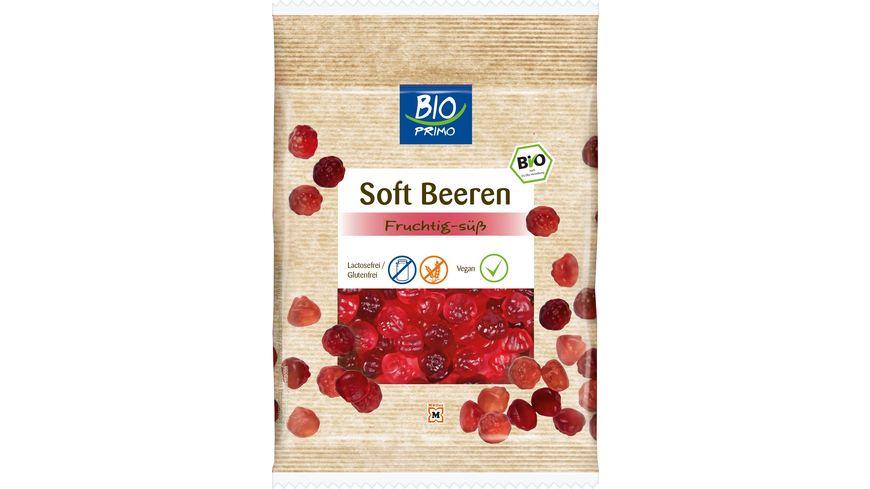 BIO PRIMO Fruchtgummi Soft Beeren