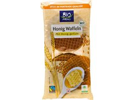 BIO PRIMO Fairtrade Honigwaffeln