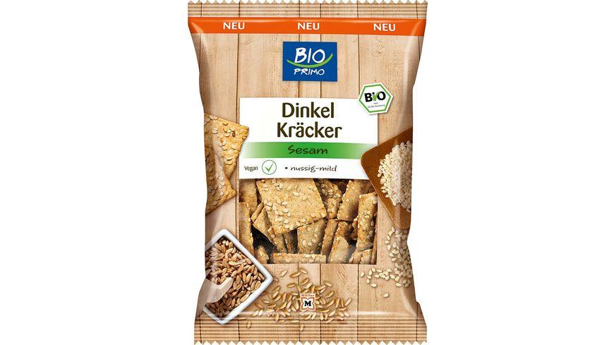 BIO PRIMO Dinkel Kraecker Sesam