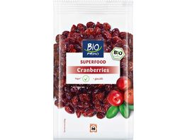 BIO PRIMO Superfood Cranberries
