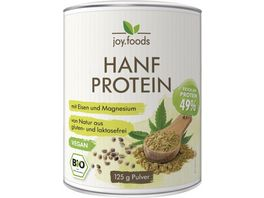 BIO PRIMO Superfood Hanf Protein Pulver