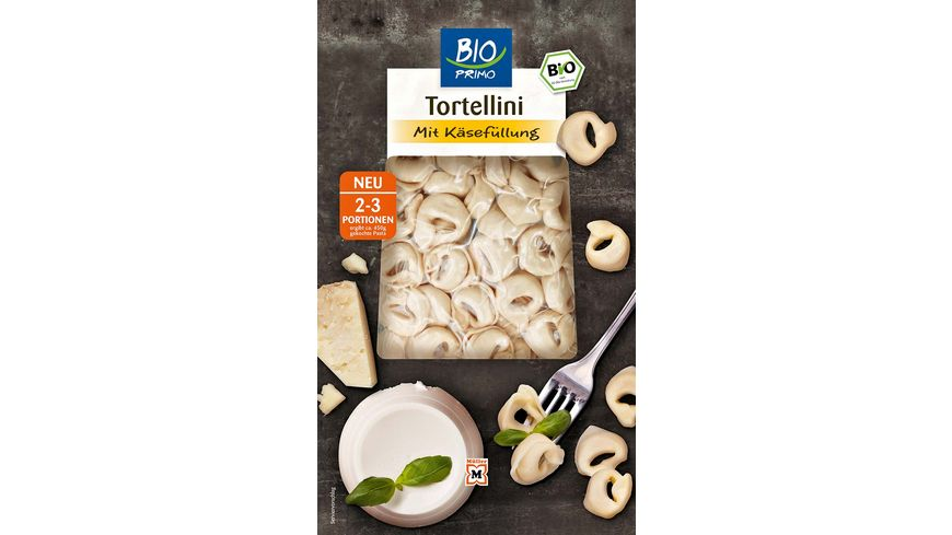 BIO PRIMO Tortellini mit Kaese