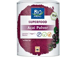 BIO PRIMO Superfood Acai Pulver