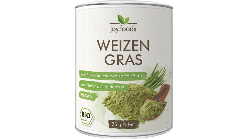 BIO PRIMO Superfood Weizengras Pulver