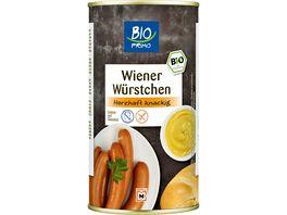 BIO PRIMO Wiener Wuerstchen 6 Stueck