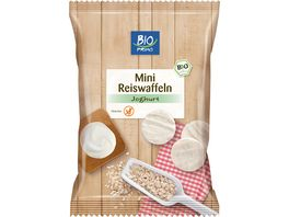 BIO PRIMO Mini Reiswaffeln Joghurt