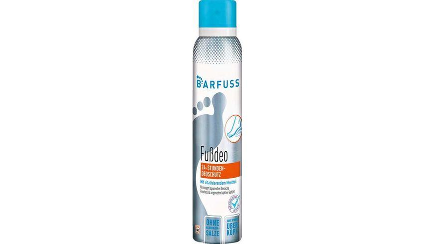 BARFUSS Fussdeo