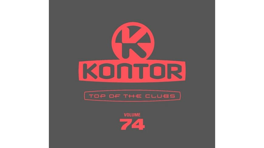 Kontor Top Of The Clubs Vol 74