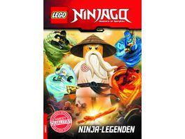 Buch AMEET Verlag LEGO NINJAGO Ninja Legenden