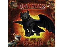 Buch Panini Dragons DAS BUCH DER DRACHEN