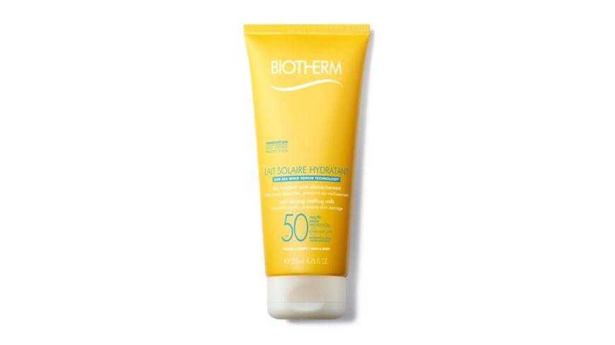 BIOTHERM Lait Solaire Sonnenmilch LSF 50